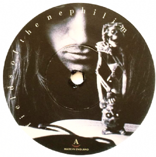 "Fields Of The Nephilim - Moonchild (7"") (EX/NM)"